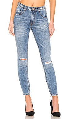 Freebirds High Waist Skinny Jean One Teaspoon $98