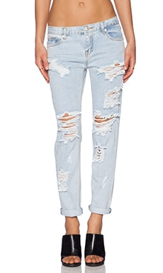 One Teaspoon Awesome Baggies Jean in Saint
