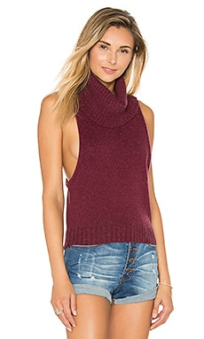 Parisienne Sleeveless Sweater