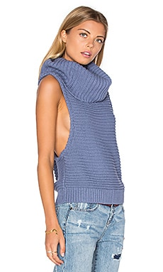 Parisienne Nights Sleeveless Sweater