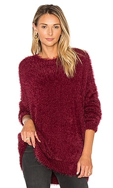 Sugarloaf Sweater in Bordeaux