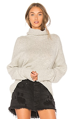 The Manor Roll Neck Sweater