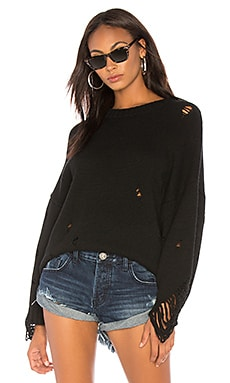 Laddered Cashmere Sweater One Teaspoon $125