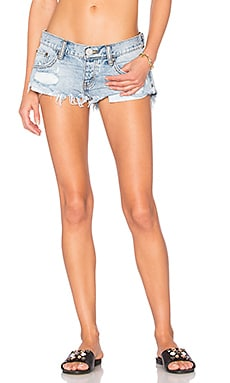 SHORT EN JEAN THE NO 25