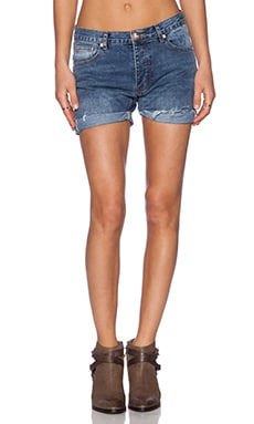 One Teaspoon Charger Jean Short in Ford