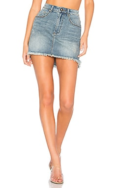 Stretch 2020 Mini Skirt One Teaspoon $66