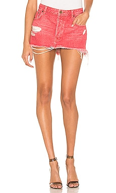 FALDA DENIM JUNKYARD One Teaspoon $139