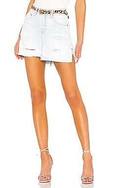 2020 Mini High Waist Skirt One Teaspoon $53