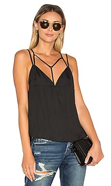 San Cerena Tank in Black