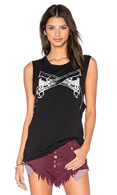 Young Guns Distressed Tank