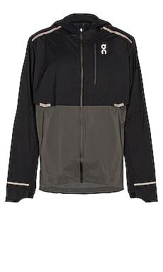 Weather Jacket On Running $240