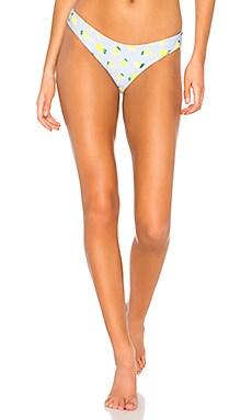 Lily Lemon Toss Bikini Bottom onia $85