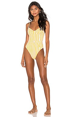 x WeWoreWhat Danielle One Piece onia $110