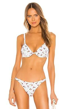 Anna Bikini Top onia $95 NEW ARRIVAL