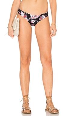 onia Lily Bikini Bottom in Neon Floral