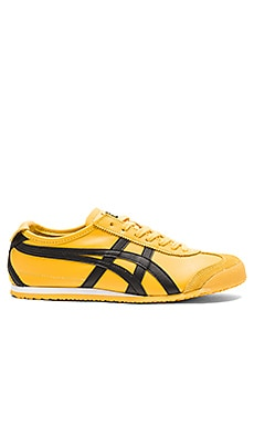 Onitsuka Tiger Mexico 66 in Yellow Black