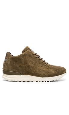 Onitsuka Tiger x Publish Colorado Eighty Five Mt Samsara in Olive & Olive