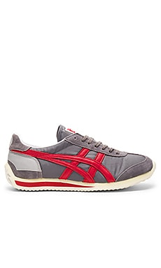 Onitsuka Tiger California 78 Vin in Grey & Red