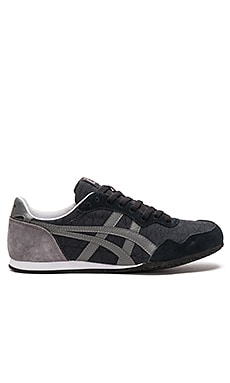 Onitsuka Tiger Serrano in Black & Grey