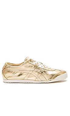 Onitsuka Tiger Mexico 66 in Gold & Gold