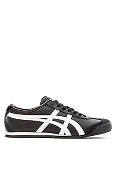 Onitsuka Tiger Mexico 66 in Black White