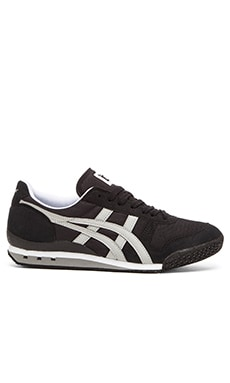 Onitsuka Tiger Ultimate 81 in Black Light Grey