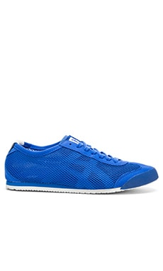 Onitsuka Tiger Mexico 66 in Mid Blue Mid Blue