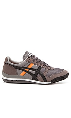 Onitsuka Tiger Ultimate 81 in Charcoal Black