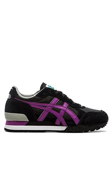 Onitsuka Tiger Colorado Eighty Five Sneaker in Black & Violet