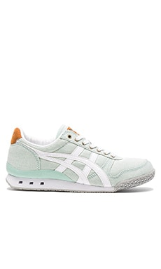 Onitsuka Tiger Ultimate 81 in Palm House and White