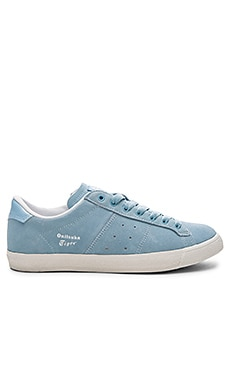 Onitsuka Tiger Lawnship Sneaker in Crystal Blue & Crystal Blue