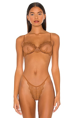 So Fine Lace Underwire Bra Only Hearts $77 BEST SELLER