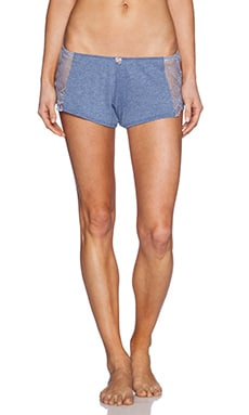 Only Hearts Venice Hipster With Lace Insets in Denim
