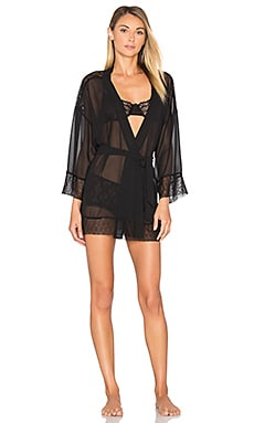 Only Hearts Coucou Lola Kimono in Black
