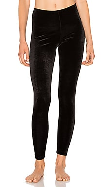 Velvet Underground Legging in Black
