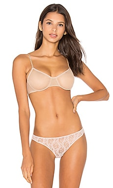 Only Hearts Whisper Underwire Bra in Nude
