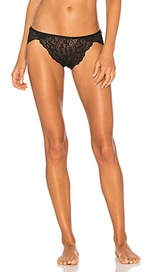 Bardot Brazilian Bikini Underwear in Black