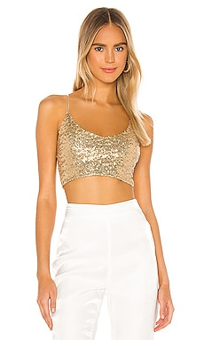 Shine On Cropped Cami Only Hearts $99