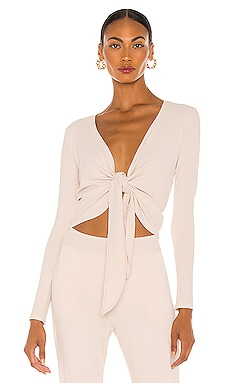 Wrap Top Only Hearts $106