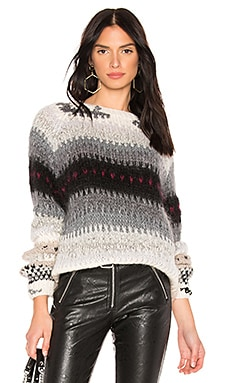 Safety Sweater one on one $117 (FINAL SALE)