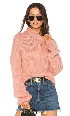 Painterly Sweater one on one $91 (FINAL SALE)