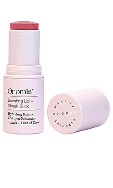 Boosting Lip + Cheek Stick Onomie $30