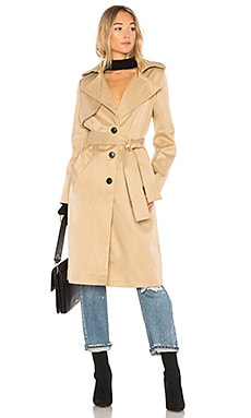 Femme Trench