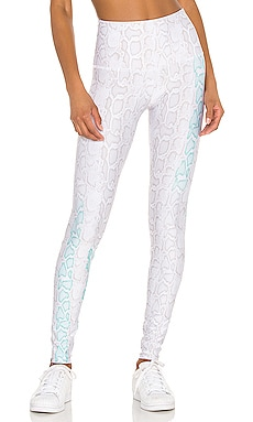 High Rise Graphic Legging onzie $44