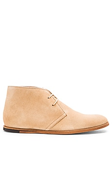 Opening Ceremony Suede M1 Boot in Camel
