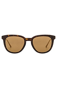 Oliver Peoples WEST Beech Sunglasses in Oak