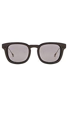 Oliver Peoples WEST Cabrillo in Black & Flint Polar