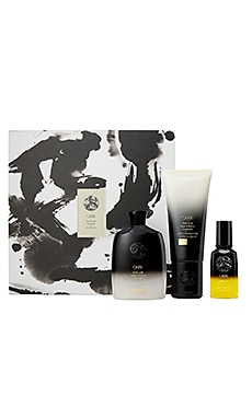 Gold Lust Collection Gift Set Oribe $114