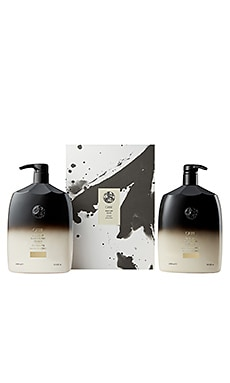 SET DE REGALOS GOLD LUST LITER GIFT SET Oribe $285