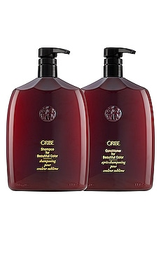 LOT POUR CHEVEUX BEAUTIFUL COLOR Oribe $280 BEST SELLER